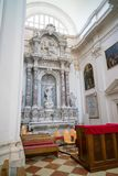 Dubrovnik, Croatia - July 19, 2016: Assumption of the Virgin Mary Cathedral Royalty Free Stock Image
