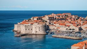 Dubrovnik, Croatia, Kings Landing Royalty Free Stock Photography
