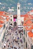 Dubrovnik, Croatia Stock Photography