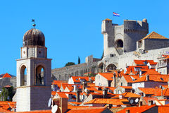 Dubrovnik, Croatia Royalty Free Stock Photography