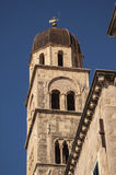 DUBROVNIK/CROATIA - Morning details of Stradun Stock Photo