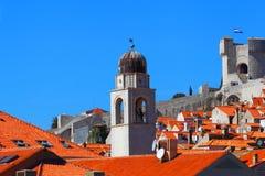 Dubrovnik. Croatia. Old city Stock Image