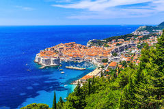Dubrovnik, Croatia. stock photography