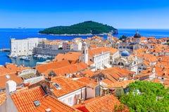 Dubrovnik, Croatia. royalty free stock image