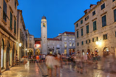 Dubrovnik, Croatia Royalty Free Stock Photo