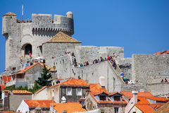 Dubrovnik Croatia Royalty Free Stock Photography