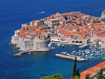 Dubrovnik, Croatie Photos stock