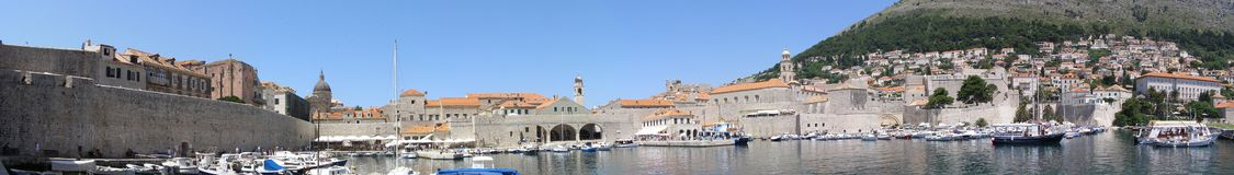 Dubrovnik, Croatie photo libre de droits
