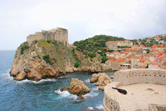 Dubrovnik Croatie Photographie stock