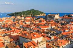 Dubrovnik, Croatie Photo stock