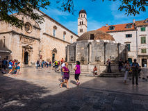 Dubrovnik, Croatie Images stock