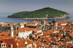 Dubrovnik, Croatie Images libres de droits