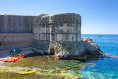 Dubrovnik Croatie Photo stock