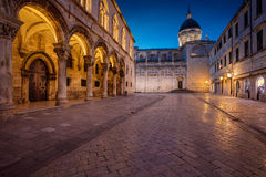 Dubrovnik, Croatie Photo stock