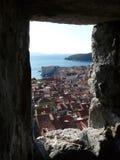 Dubrovnik, Croatie Images stock