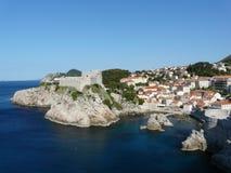 Dubrovnik, Croatie Image stock
