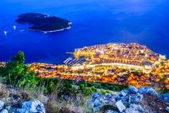 Dubrovnik, Dalmatia Coast, Croatia Royalty Free Stock Photos