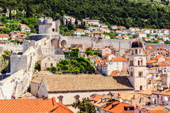 Dubrovnik, Dalmatia, Croatia. Stock Photography
