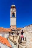 Dubrovnik, Dalmatia, Croatia. Royalty Free Stock Images