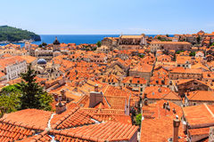 Dubrovnik, Dalmatia, Croatia. Royalty Free Stock Photo