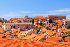 Dubrovnik, Dalmatia, Croatia. Stock Photos