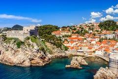 Dubrovnik, Dalmatia, Croatia. Stock Images