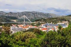 Dubrovnik, Dalmatia, Croatia. Stock Photo