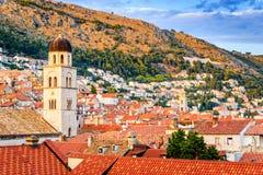 Dubrovnik, Dalmatia, Croatia Royalty Free Stock Photos