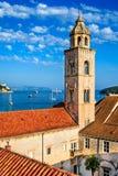 Dubrovnik, Dalmatia, Croatia Stock Image