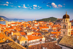 Dubrovnik, Dalmatia, Croatia Stock Images