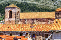 Dubrovnik Dalmatia, Kroatien royaltyfria foton