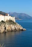 Dubrovnik, Dalmatien, Kroatien Stockfotos