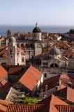 Dubrovnik des murs Photographie stock libre de droits
