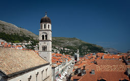 Dubrovnik Destinations Royalty Free Stock Images