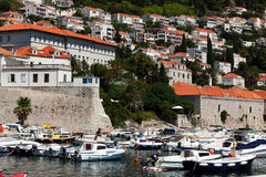 Dubrovnik Destinations Royalty Free Stock Image