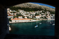 Dubrovnik Destinations Stock Image
