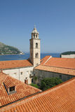 Dubrovnik Dominkan church Royalty Free Stock Photography