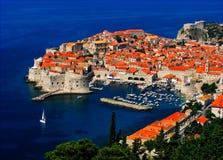 Dubrovnik forteca Obraz Stock
