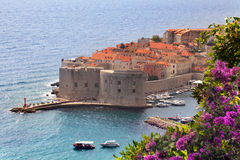 Dubrovnik Fortress royalty free stock photo