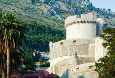 Dubrovnik gammal Town (Kroatien) Fotografering för Bildbyråer