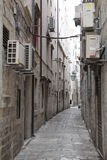 Dubrovnik gata Royaltyfria Bilder