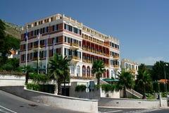 dubrovnik Hilton Hotel Royaltyfri Fotografi