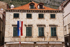 Dubrovnik Home Royalty Free Stock Photography