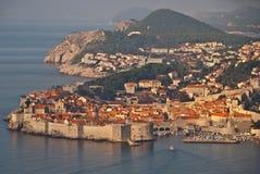 Dubrovnik im Herbst Stockfoto