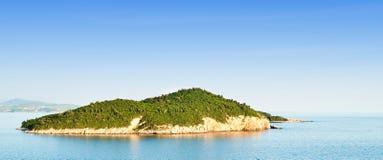 Dubrovnik island Royalty Free Stock Photos