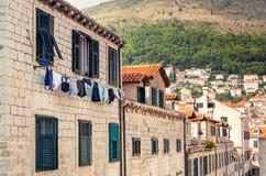 Dubrovnik, Kroatië Royalty-vrije Stock Foto