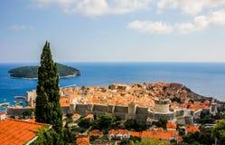 Dubrovnik, Kroatië Royalty-vrije Stock Afbeelding