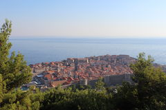 Dubrovnik - Kroatië Stock Foto