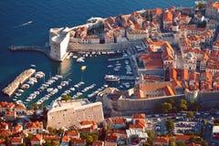 Dubrovnik Kroatië Royalty-vrije Stock Foto