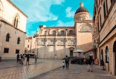 Dubrovnik, Kroatië Stock Afbeeldingen